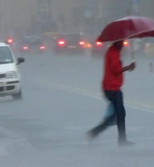 Nuova ondata di maltempo a Palermo, domani pioggia e vento forte