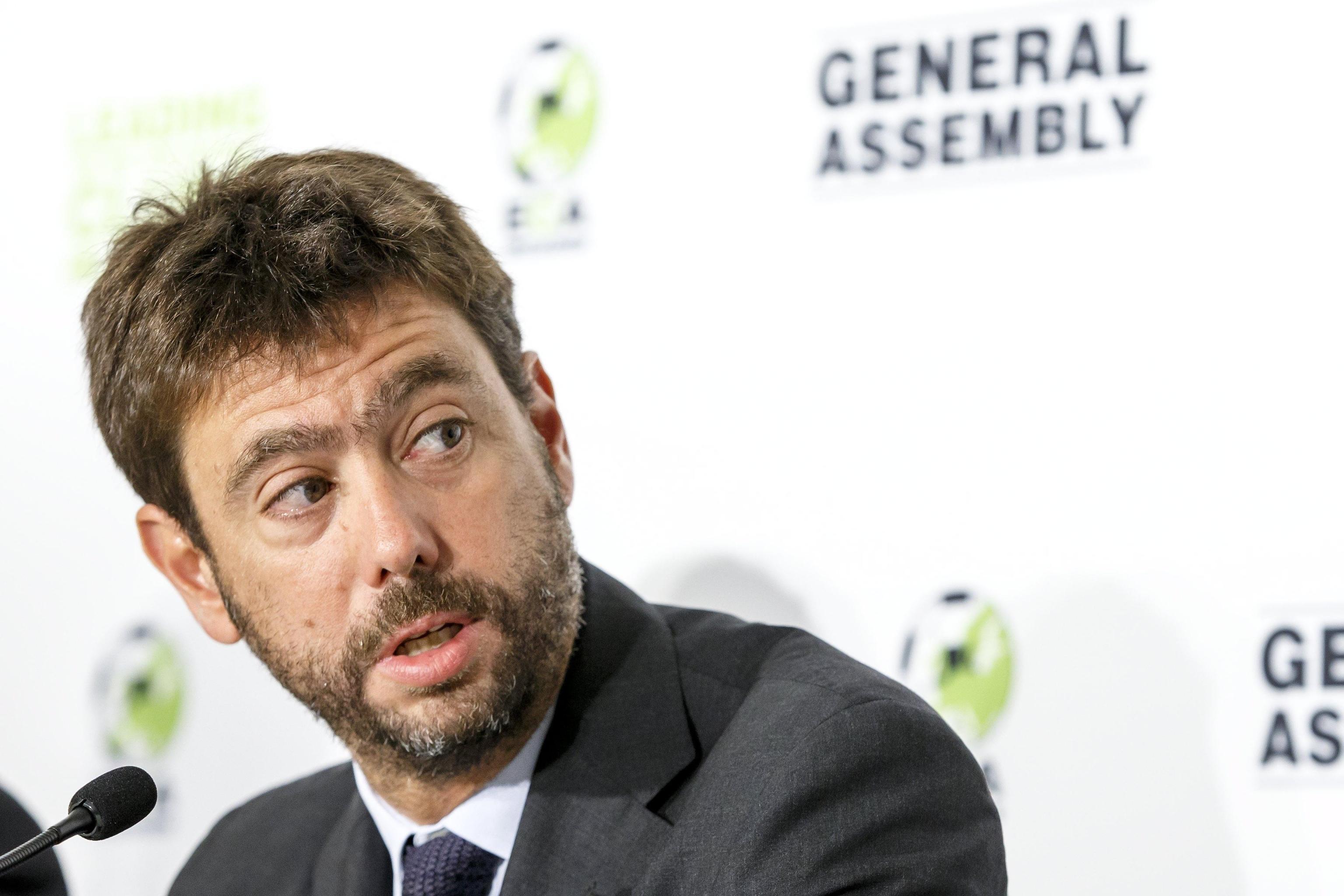 Calendario Internazionale.Uefa Agnelli Serve Un Nuovo Calendario Internazionale In