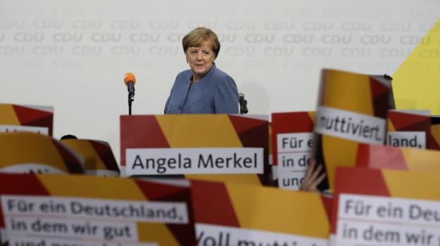 elezioni germania, Angela Merkel, Martin Schulz, Sicilia, Mondo