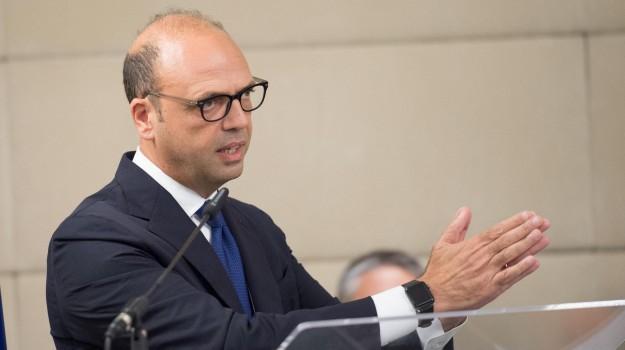 alfano tribunale agrigento, Angelino Alfano, Agrigento, Politica