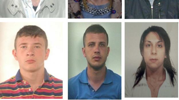 """""""Donne d'onore"""" a Gela, erano loro a gestire droga ed estorsioni: 6 arresti - Nomi e foto"""