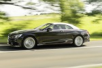 Restyling e nuovo V8 per Mercedes Classe S Coupé e Cabriolet