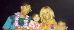 Marco e Francesca, i genitori della piccola Sofia, la bambina morta di malaria a Brescia - Ansa