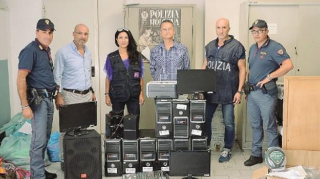 banda computer modica, Trapani, Cronaca