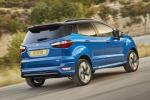 Nuovo look e trazione integrale per la Ford EcoSport