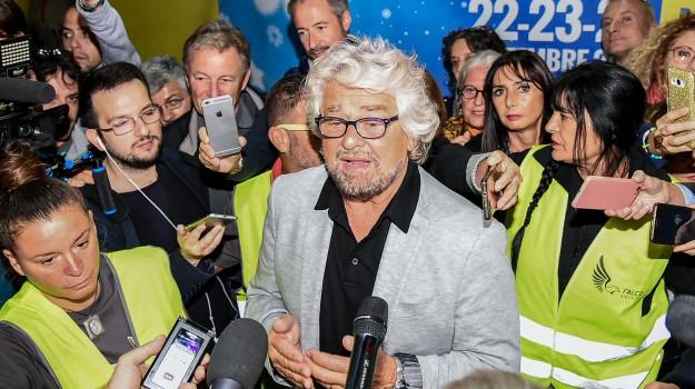 sospensione regionarie m5s, Beppe Grillo, Giancarlo Cancelleri, Guido Corso, Sicilia, Politica