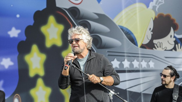 m5s, regionali sicilia 2017, Beppe Grillo, Sicilia, Politica