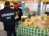 Blitz al mercato di Ballarò: sequestrati volatili e alimenti, tre denunciati