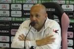 """Palermo calcio, Tedino: """"Con l'Ascoli grande reazione. Pronti per il Frosinone"""""""