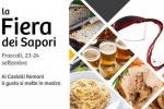 A Frascati torna La Fiera dei Sapori, 23 e 24 settembre