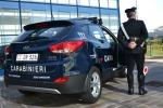 Ai Carabinieri la prima auto a idrogeno