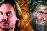 'Rivalutato' il cervello dei Neanderthal