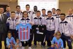 Il nuovo Catania Calcio a 5 svelato alla città - Le immagini