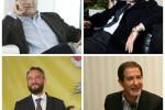 Cancelleri, Fava, Micari e Musumeci