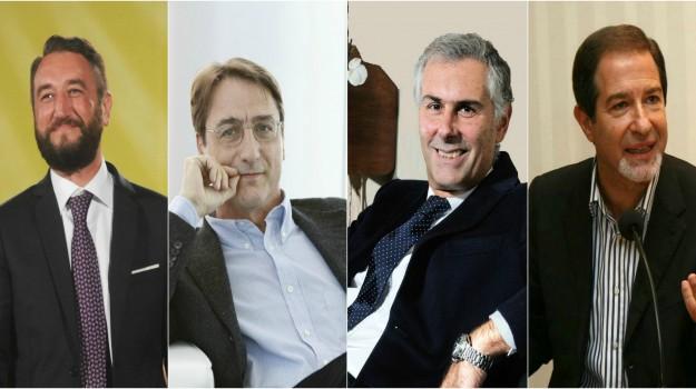 candidati presidente regione, regionali sicilia, Claudio Fava, Fabrizio Micari, Giancarlo Cancelleri, Nello Musumeci, Sicilia, Politica