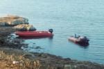 Trovato un gommone abbandonato a Marsala: forse utilizzato per uno sbarco di migranti