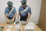 Operazione antidroga a Giardini Naxos, tre arresti