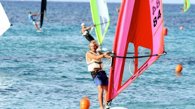 open windsurfer palermo, Palermo, Sport