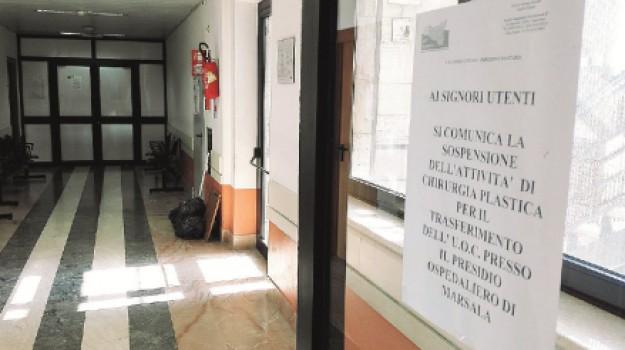 chirurgia plastica castelvetrano, ospedale Castelvetrano, Trapani, Cronaca