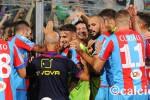 Catania travolgente, cala il tris al Lecce