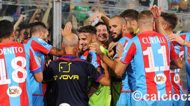 catania calcio, Catania. Lecce, serie c, Catania, Sport