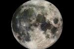 La prima mappa completa dell'acqua sulla Luna
