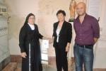 Sul cellulare la storia della chiesa Giummare di Sciacca