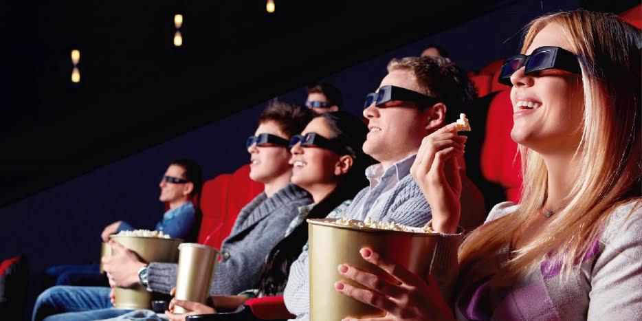 Cinema italiano perde spettatori: -46%