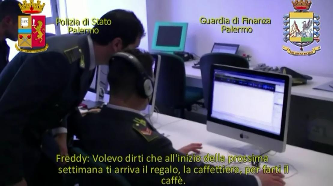 Traffico di cocaina tra Sud America e Sicilia, scattano 19 arresti