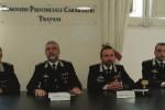 Carabinieri, c'è il cambio di comando nelle compagnie di Trapani e Marsala