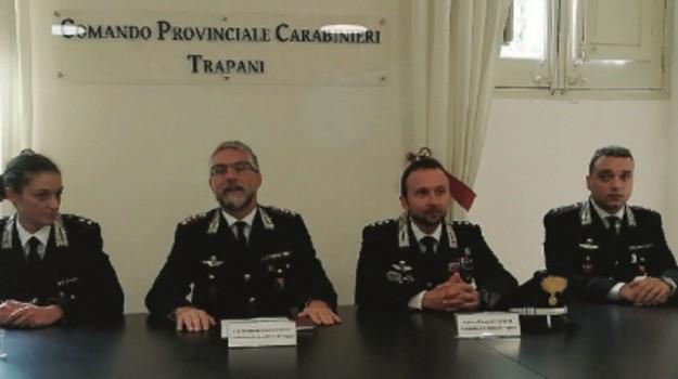 carabinieri trapani, Trapani, Cronaca
