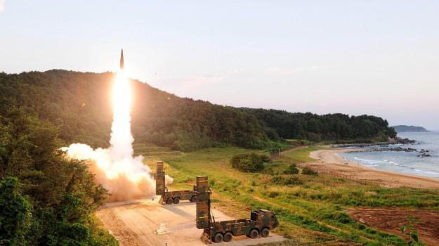 missile corea del nord, Sicilia, Mondo