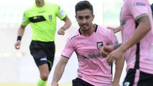 calcio serie b, palermo calcio, Igor Coronado, Palermo, Qui Palermo