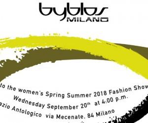 Milano Moda, la sfilata di Byblos Milano in live streaming