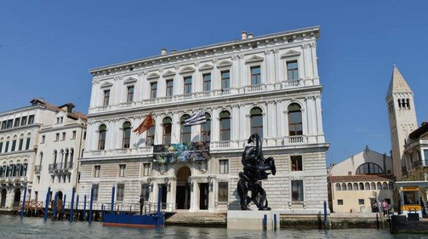 Mostre nel 2008 albert oelhen a venezia giornale di sicilia for Venezia mostre 2017