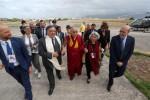 Dalai Lama a Palermo, oggi l'incontro sull'Educazione alla gioia - Diretta su Gds.it