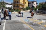 In Umbria ippovia sulla via di Francesco
