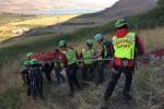 Tragico volo col parapendio a Partinico: trovato il corpo del 34enne disperso