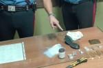 Scoperta della droga in un maneggio a Partanna Mondello, due arresti