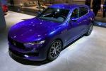 Lusso sportivo Maserati entusiasma al Salone di Francoforte