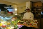 In Puglia cena sensoriale con lo chef non vedente Andaloro