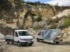 Con le 4x4 Volkswagen amplia gamma del tuttofare Crafter