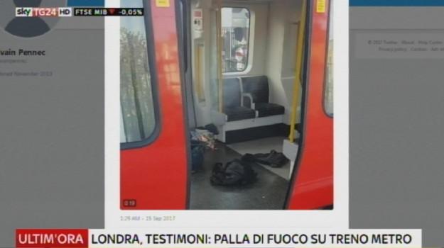 esplosione metropolitana londra, Boris Johnson, Sicilia, Mondo