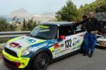 Monte Erice, rientro positivo per la siciliana Island Motorsport