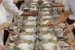 Buttiamo cibo per 15,5 miliardi euro annui, 77% in casa