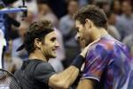 Del Potro compie l'impresa, Federer fuori dagli Us Open