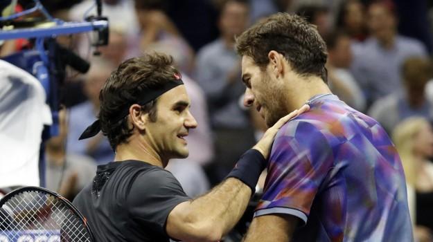 Us Open, Roger Federer, Sicilia, Sport