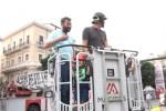 """Palermo, ultimo giorno della festa """"Il lavoro in piazza"""" - Video"""