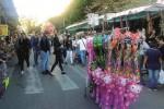 Fiera di San Michele a Caltanissetta, meno posti disponibili per gli ambulanti