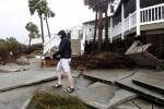Irma: sale il numero dei morti, in Florida 12 milioni di persone senza elettricità